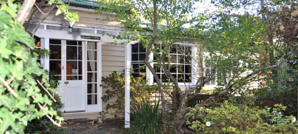hampden cottage kangaroo valley